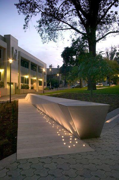 Barcom Park, Darlinghurst, Sydney the lighting institute