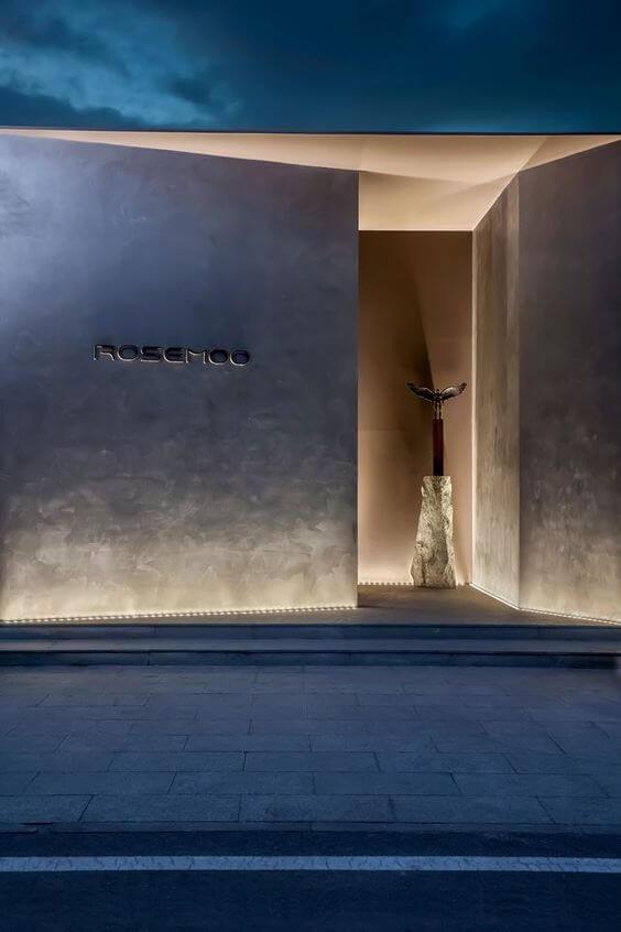 Creative Interior Design Of Rosemoo Office In Beijing