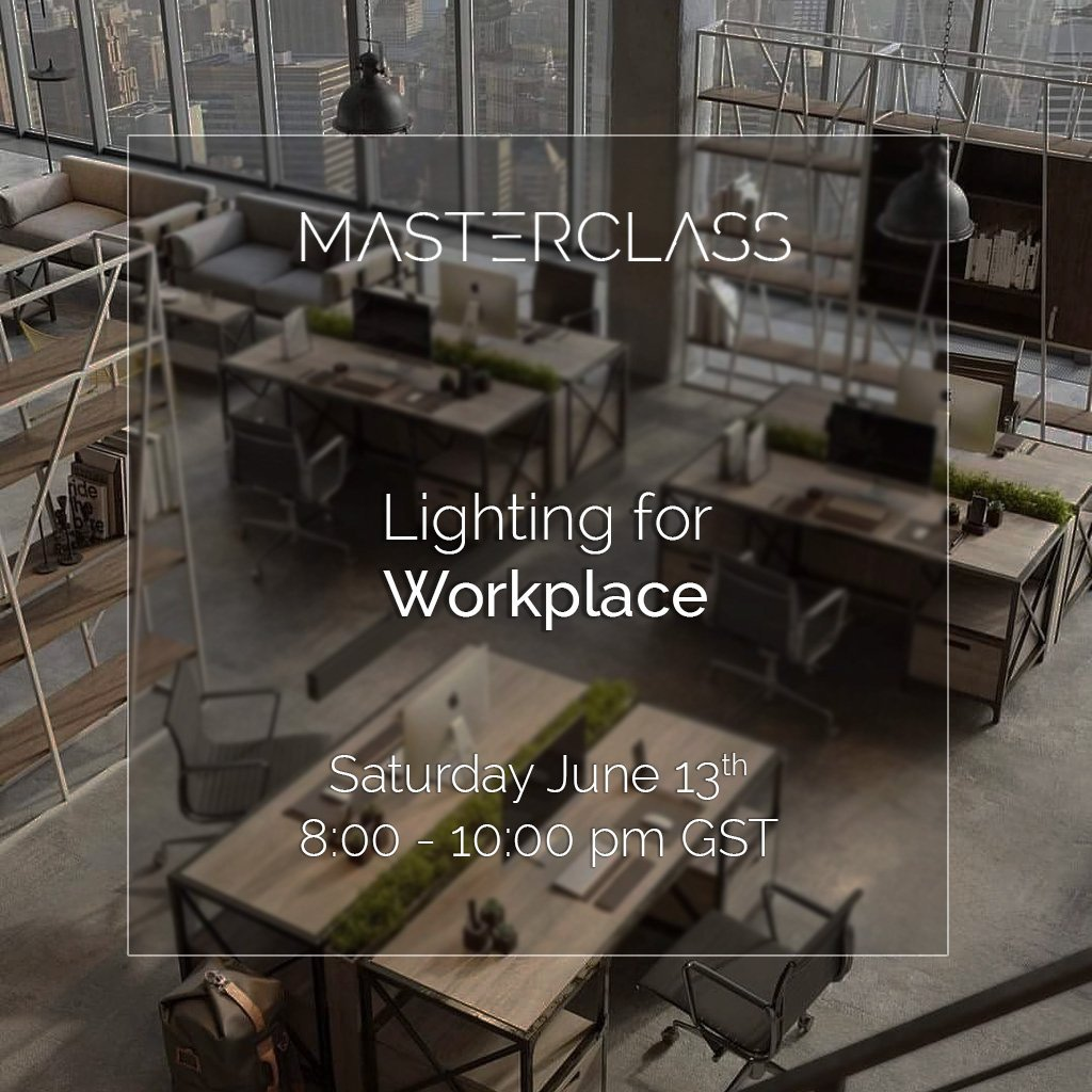 Masterclass - workplace Thumbnail